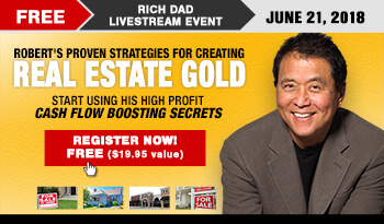 Robert's Proven Strategies for Creating Real Estate Gold