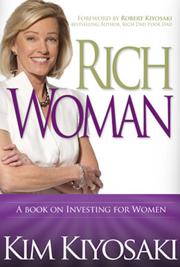 Rich Woman by author Kim Kiyosaki