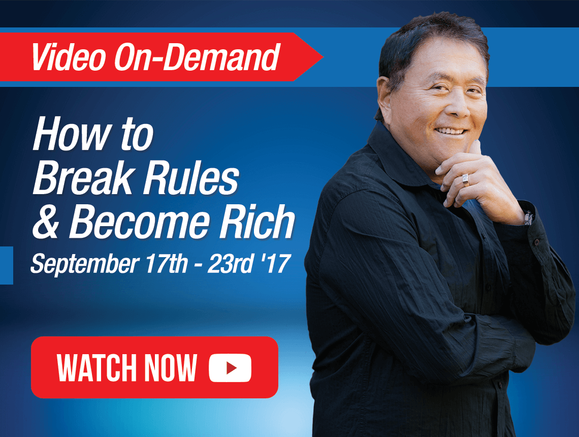 Video On Demand: How to Break the Rules and Become Rich. Watch Now!