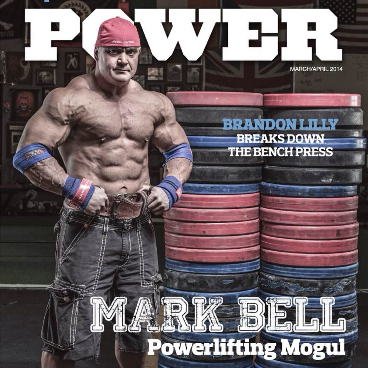 The QuadPod guest Mark Bell