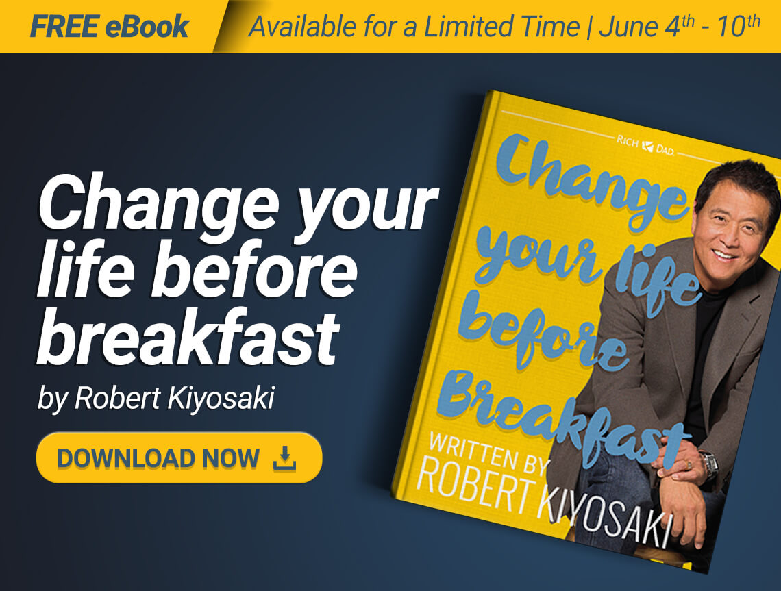 Register to download Change Your Life Before Breakfast