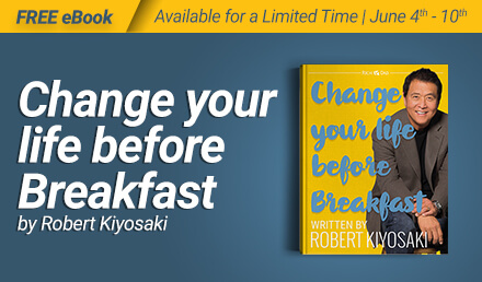 Register to Download the Change Your Life Before Breakfast eBook
