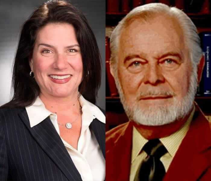 Rich Dad Radio Show guests Danielle DiMartino Booth & G. Edward Griffin