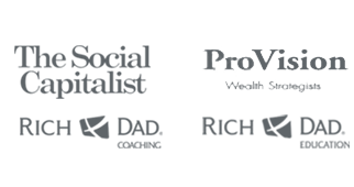 Rich Dad Radio Show sponsors images