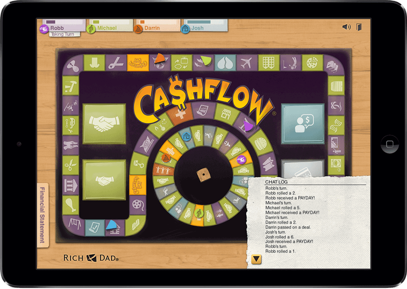 cash flow game download free