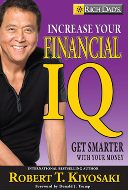 Rich Dads Increase Your Financial IQ book cover image