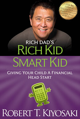 Rich Kid Smart Kid book cover image