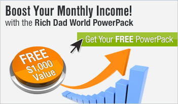 Boost Your Monthly Income with The Rich Dad PowerPack