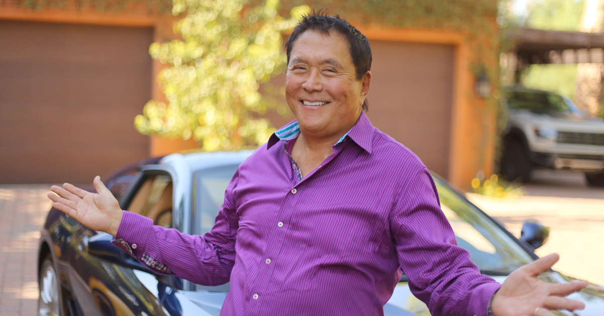 Want to be Rich? Learn to Play by Robert Kiyosaki