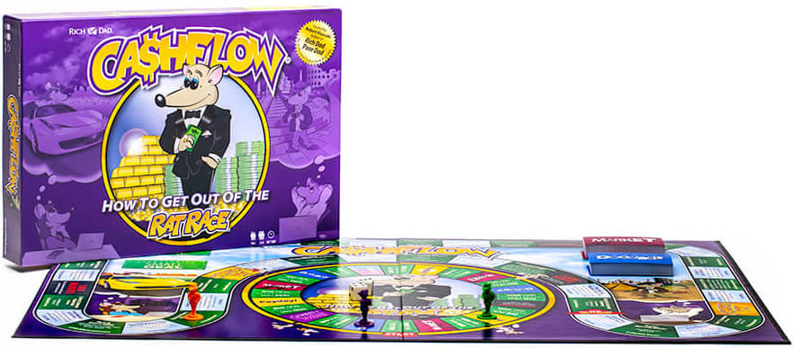 cashflow the board game