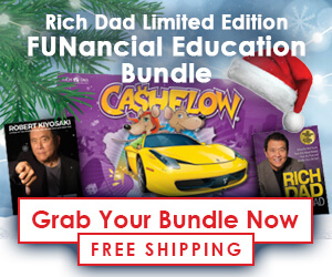 rich dad limited edition funancial education bundle
