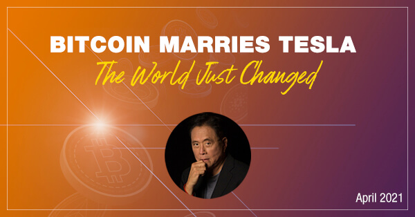 Bitcoin Marries Tesla: The World Just Changed