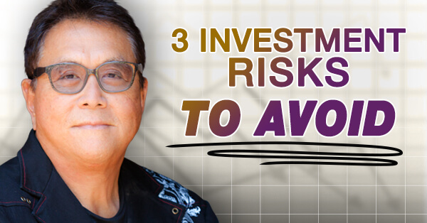 Avoid These 3 Investment Risks If You Want to be a Successful Investor