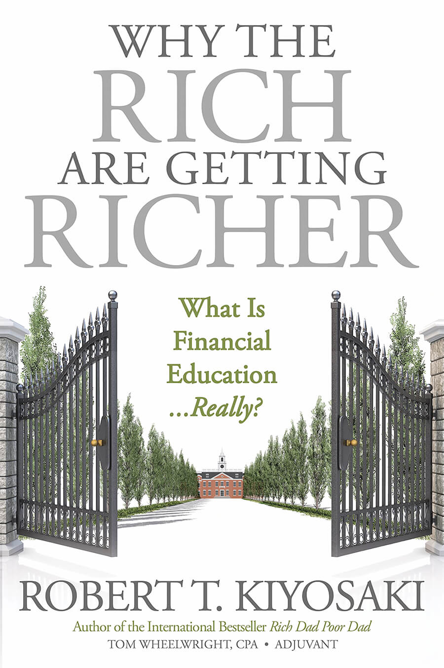 why the rich are getting richer book cover