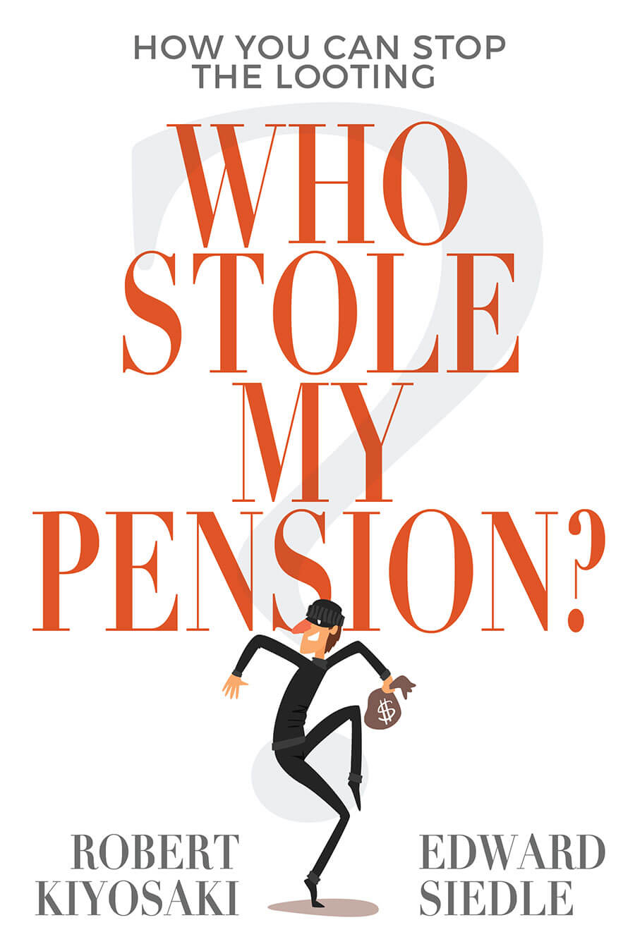 who stole my pension book cover