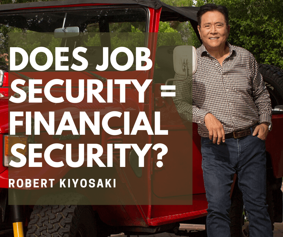 does job security equal financial security
