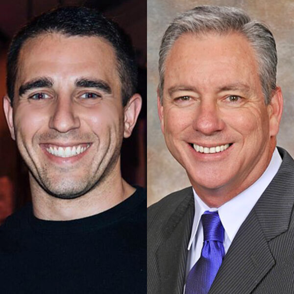 Anthony Pompliano and Brien Lundi rich dad radio show
