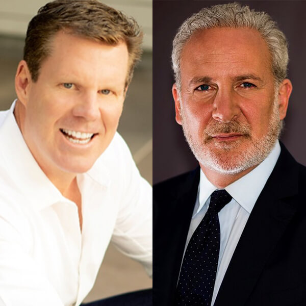 Peter Schiff and John MacGregor