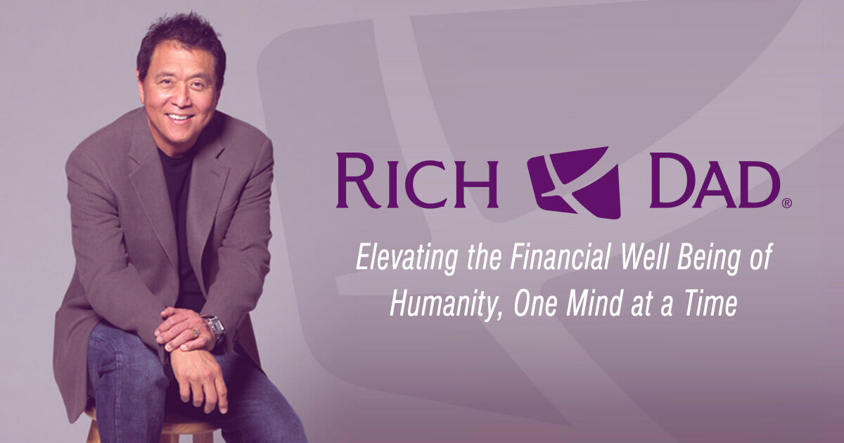 Richdad Com Home Of The 1 Best Selling Personal Finance Book Of