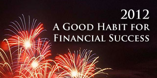 A Good Habit for Financial Success image