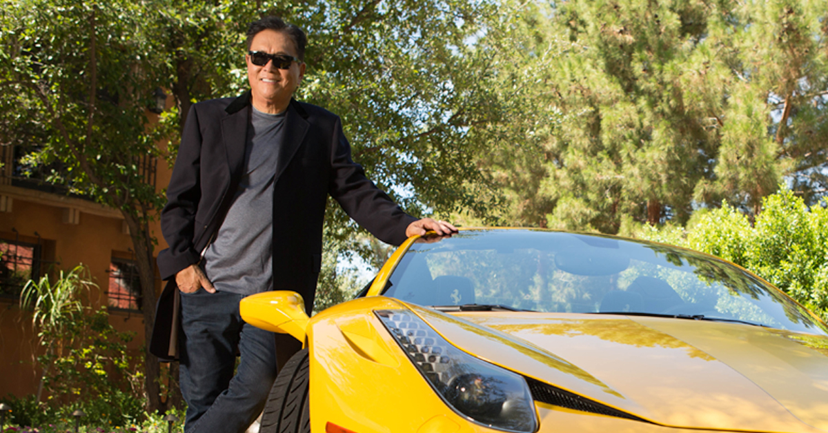 Velocity of Money robert kiyosaki