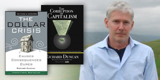Richard Duncan 'The corruption of capitalism' and 'the dollar crisis'  image