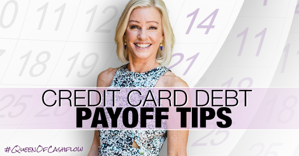 4 Credit Card Debt Payoff Tips in 2021