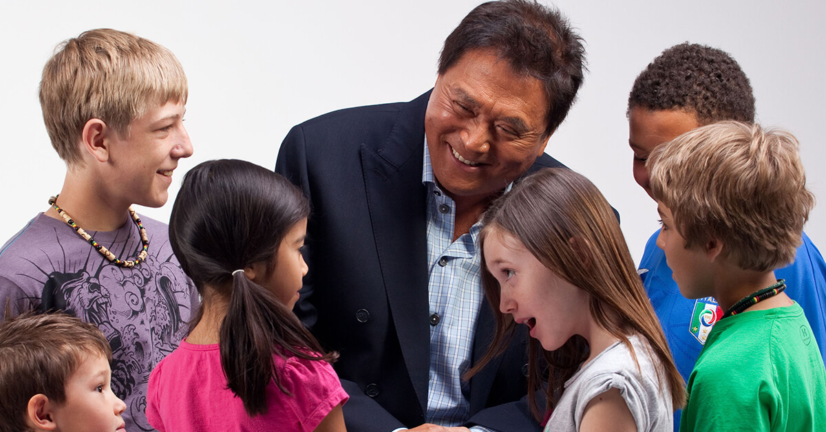 Why Your Helicopter Parenting Isn't Working by Robert Kiyosaki