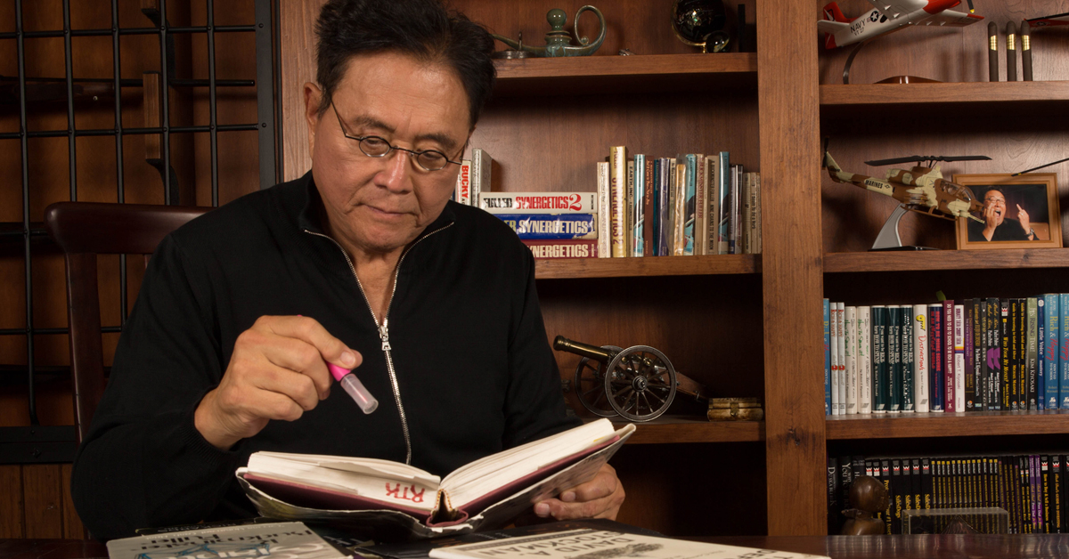 Financial Education in 17 Definitive Lessons by robert kiyosaki
