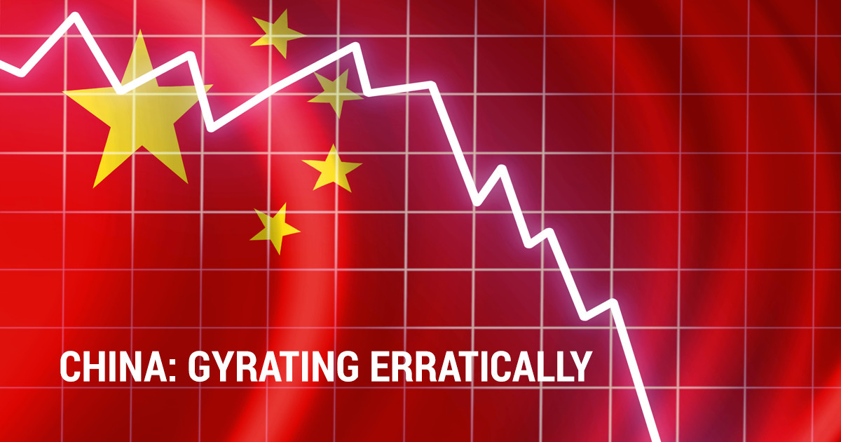 china economy in decline
