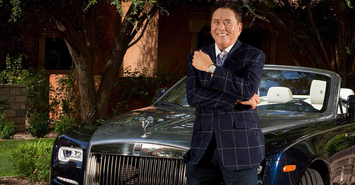 Seven Types of Intelligences (And The One That Can Help You Be Rich) by robert kiyosaki