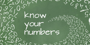 Know Your Numbers image