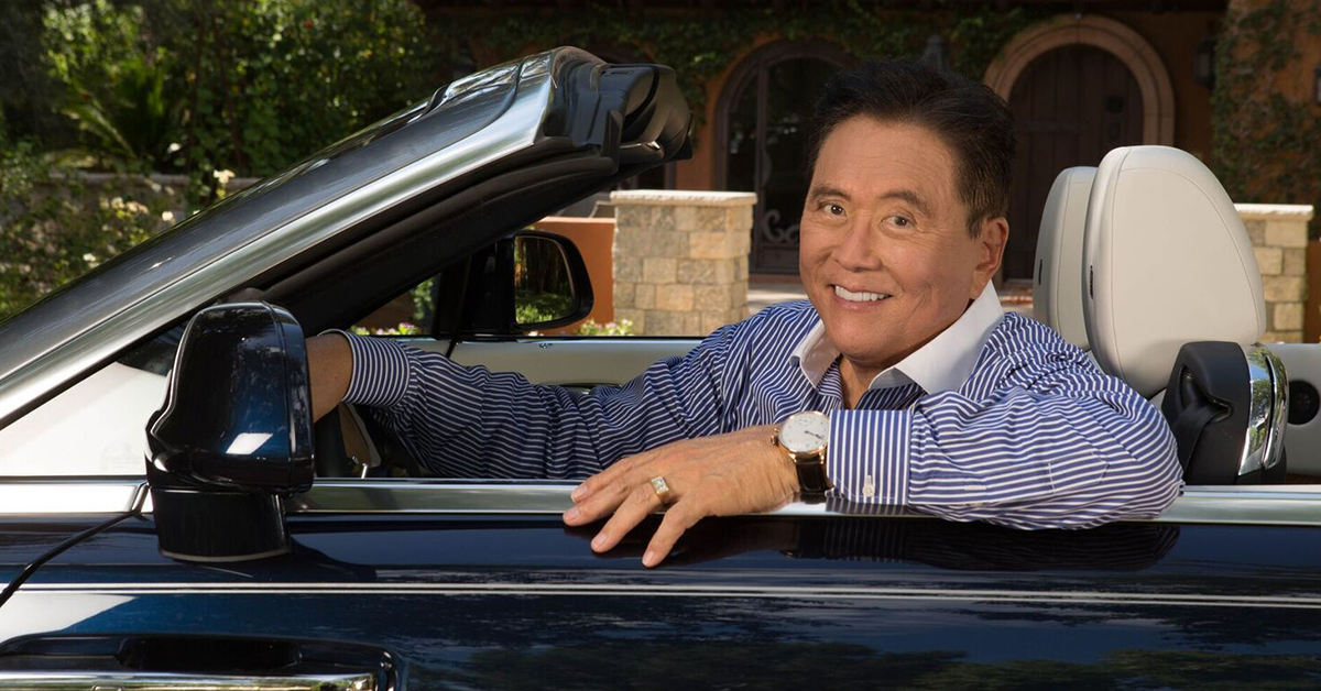 Six Essential (and EASY) Steps to Eliminating Your Debt and Getting Richer by Robert Kiyosaki