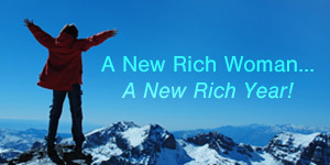 A New Rich Woman…A New Rich Year! image
