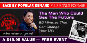 By Popular Demand Another Free Talk At >> The Man Who Could See The Future 60 Minutes That Can Change Your