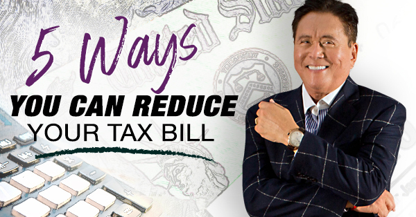Who Pays the Most In Taxes? robert kiyosaki