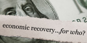 Why The Rich Are in a Recovery...and you're not image