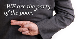 The Party of the Poor? image