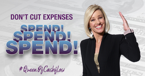 Don't Cut Expenses. Image