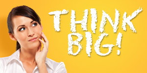 Think Big! image