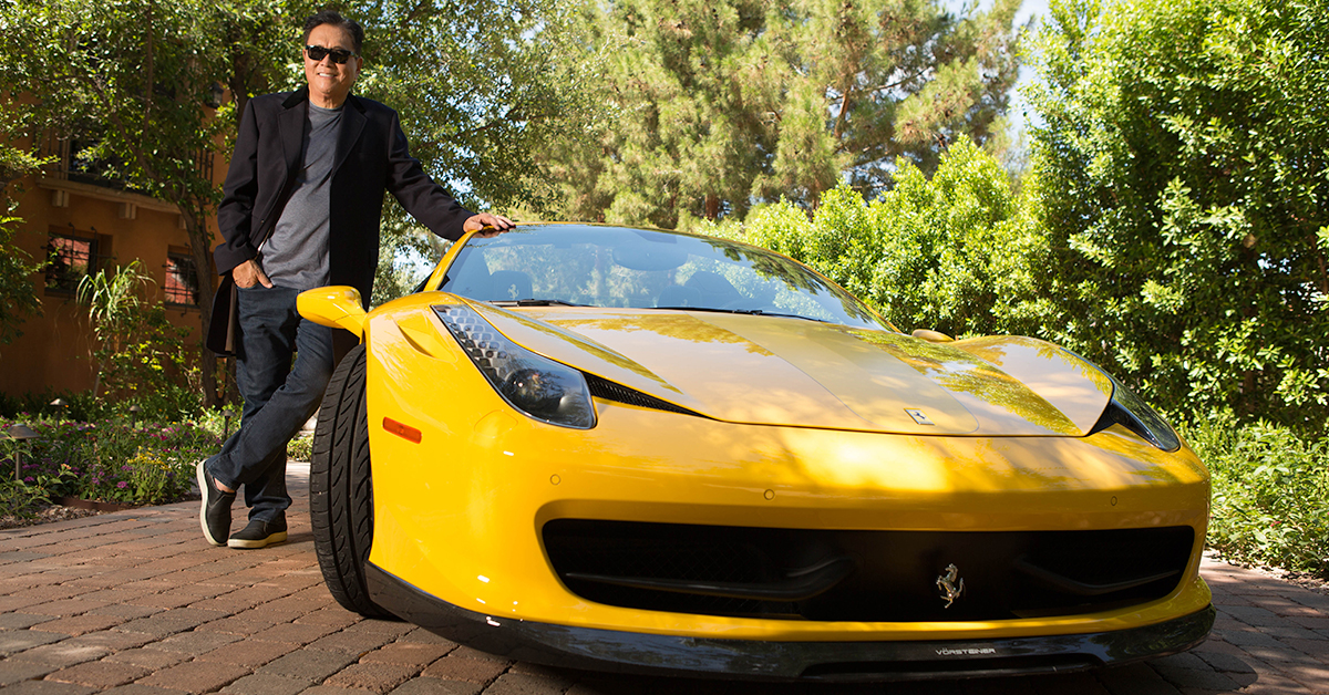 What are Assets and Liabilities? by Robert Kiyosaki