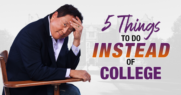 5 Things to Do Instead of College image