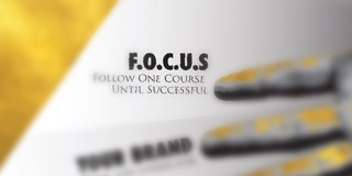 Essential Qualities of an Entrepreneur: F.O.C.U.S.