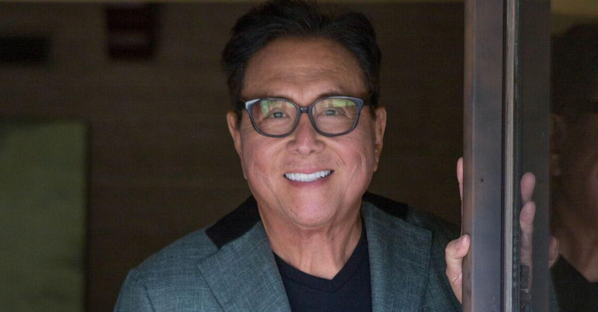 What is Financial Freedom? by Robert Kiyosaki