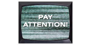 Pay Attention! image